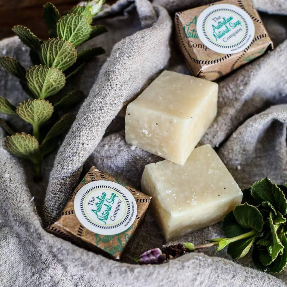 Find Australian Natural Soap Company at the Eco Expo