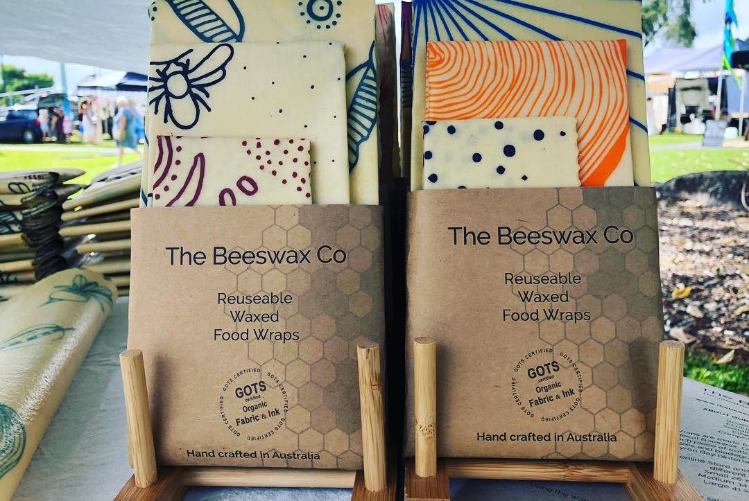 Find the Beeswax Co at the Eco Expo