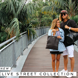 Clive Street Sustainable Bags