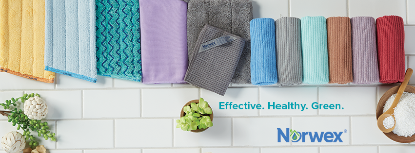 Find Norwex with Rebecca at the Eco Expo