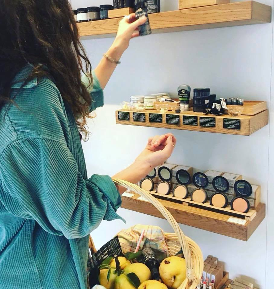 Find OmMade Organic Skincare at the Eco Expo