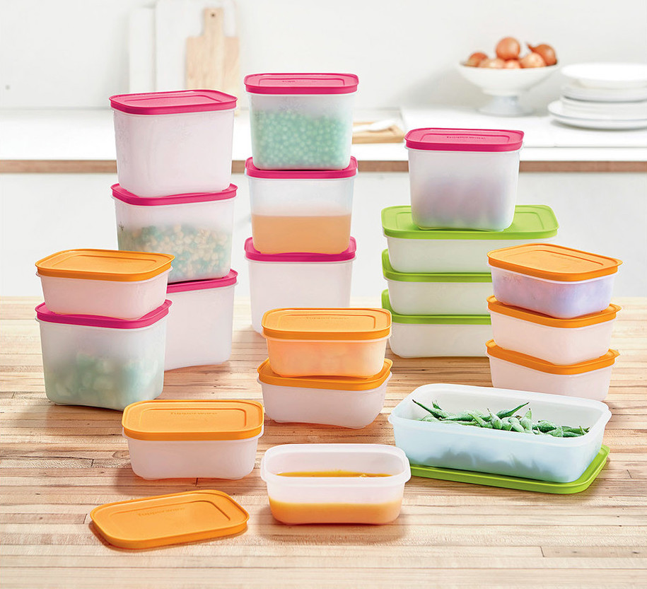 Find Tupperware at the Eco Expo