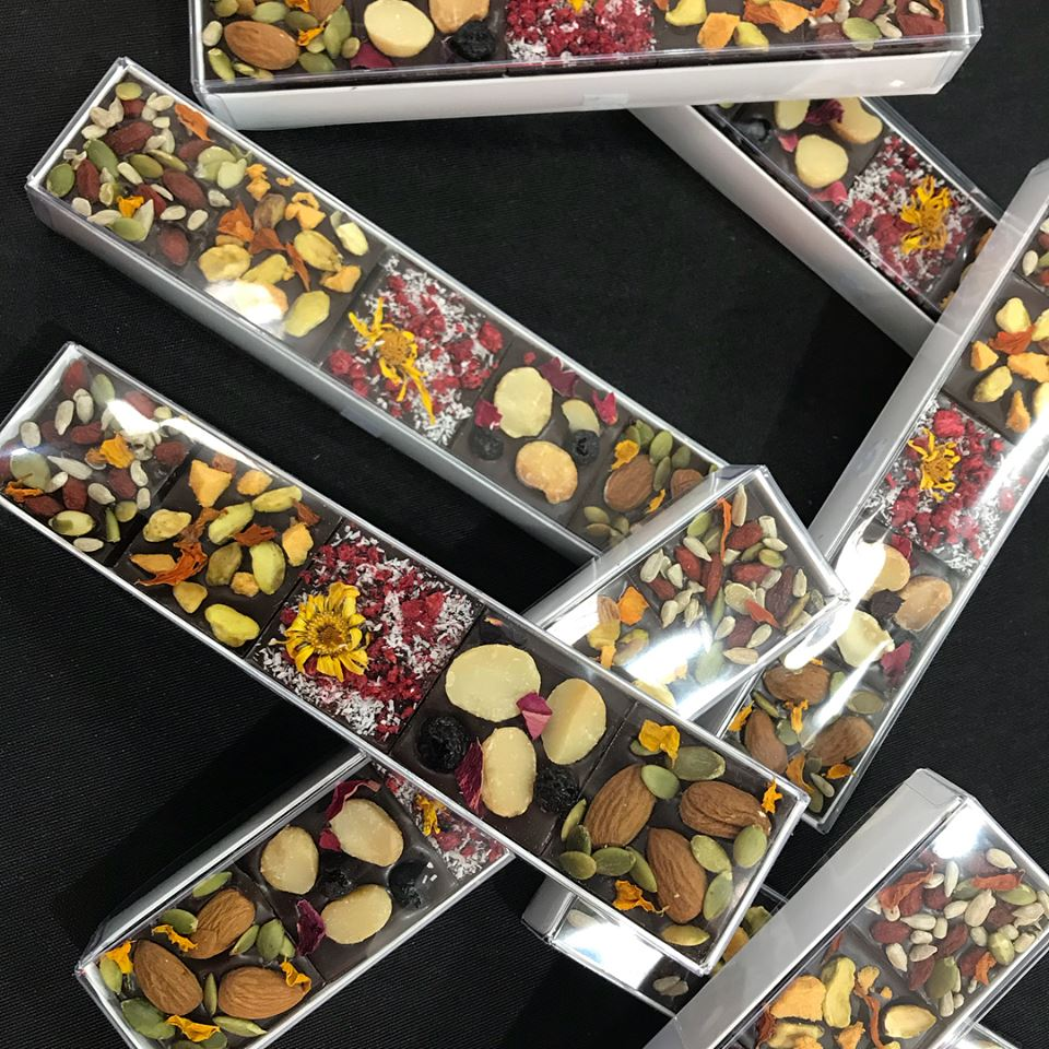 Flawless Foods at the Eco Expo