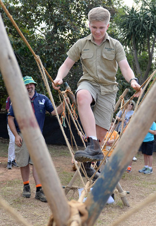Scouts Queensland at the eco expo