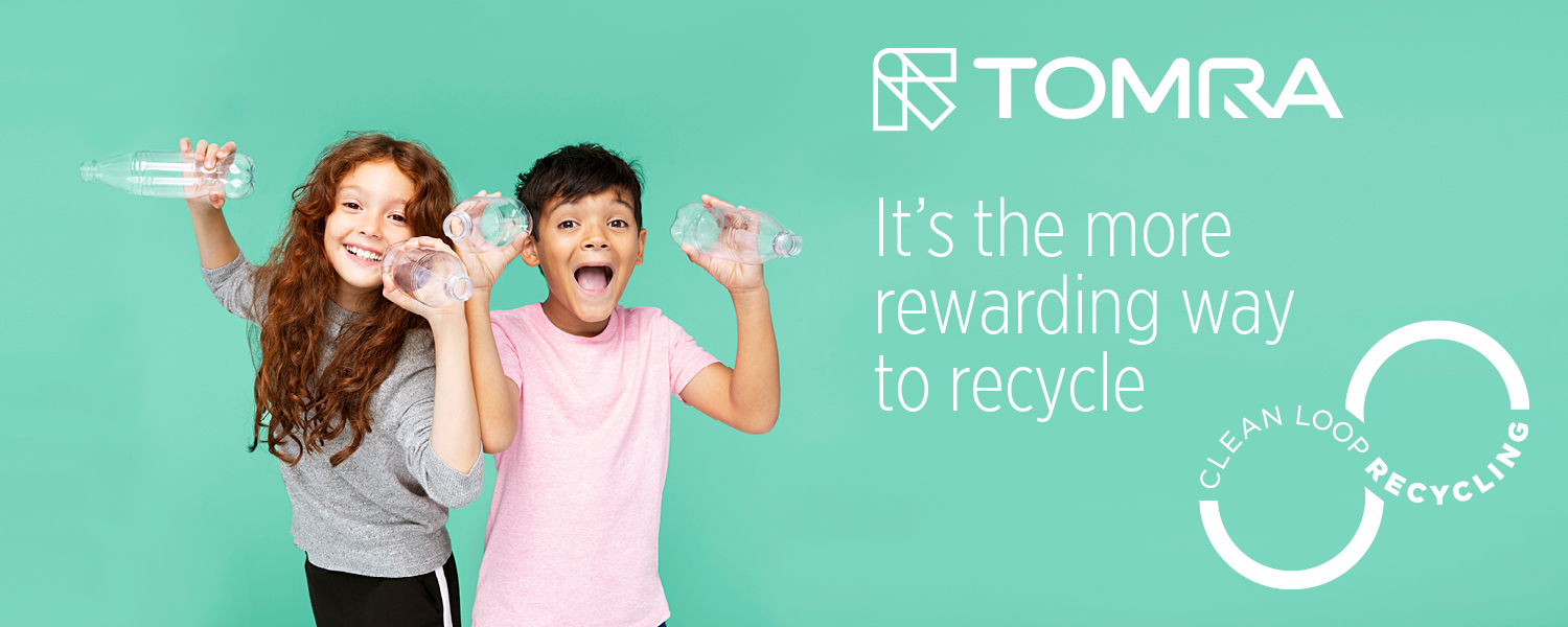 TOMRA Recycling at the Eco Expo