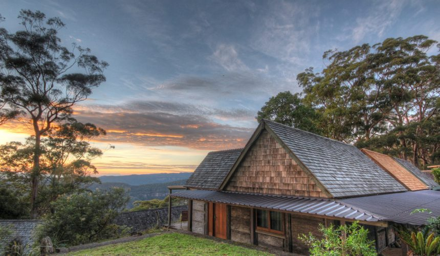 Binna Burra-Sunrise Acacia Lodge