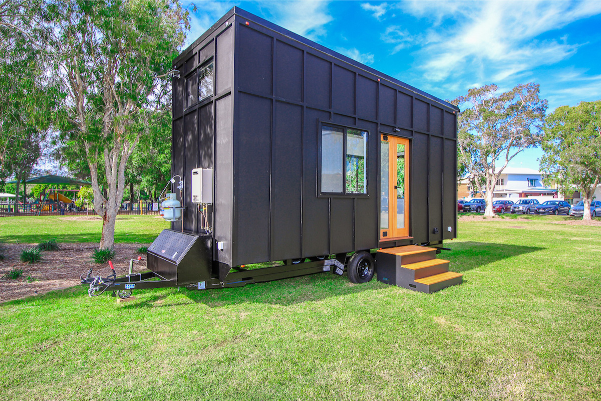 The Tiny House Guys featured at the Brisbane Eco Expo