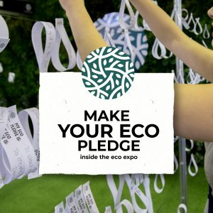 Eco Pledge – Publish your #oneecostep