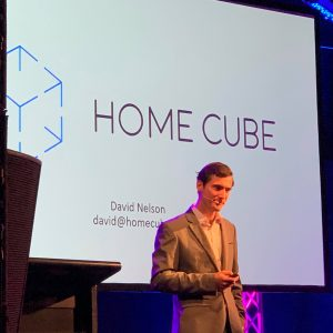 Jimmy Hirst & David Nelson – Homecube