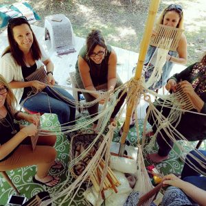 Free Weaving Workshops at the 2019 Brisbane Eco Expo