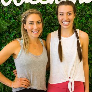 Sophie Van Kempen and Shan Cooper – Guest Speaker at the Eco Expo