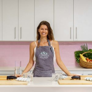 Sally Jane Douglas – Cooking Workshop At The Eco Expo